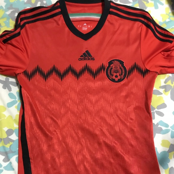 7648320efe1 adidas Shirts | 2014 World Cup Mexico Alternate Jersey | Poshmark